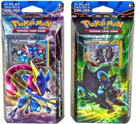 Afbeelding van het spel Pokemon kaarten thema deck XY9 BREAKpoint