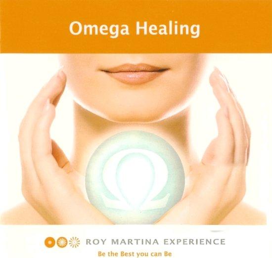 Boek cover Omega Healing van Roy Martina (Onbekend)