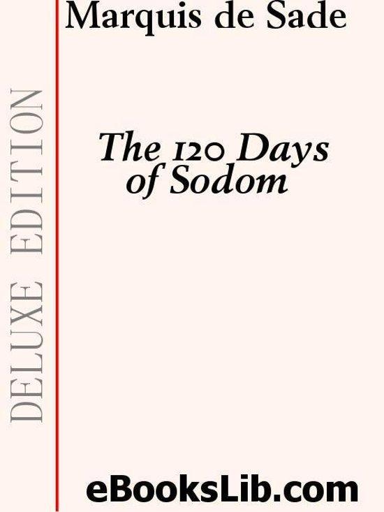 120 Tage Von Sodom Ebook