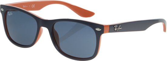 Ray-Ban Wayfarer Junior RJ9052S - Blauw - 47 mm