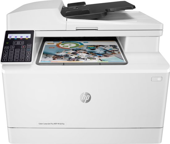 HP Color LaserJet Pro MFP M181fw - All-in-One printer