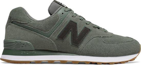 New Balance ML574 D Heren Sneakers - green - 9