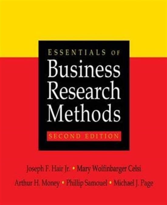 essentials of business research methods Introduces students to research methods in clear, concise, and accessible prose focuses the reader on everyday life as a way to understand research methods covers ethics, data gathering and analysis, and statistics includes further reading lists, graphs, exercises, study questions, and an annotated list of web resources.