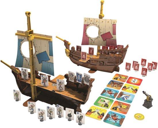 Thumbnail van een extra afbeelding van het spel Stratego Pirates! - Kinderspel