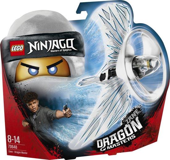 LEGO NINJAGO Drakenmeester Zane - 70648