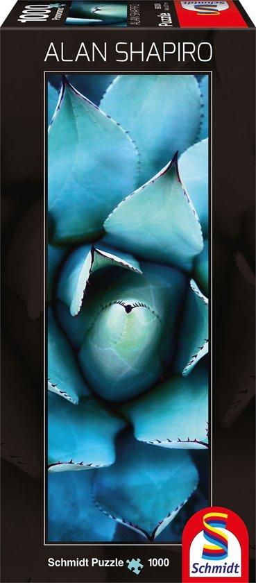 Blue Echeveria, 1000 pcs - Puzzels