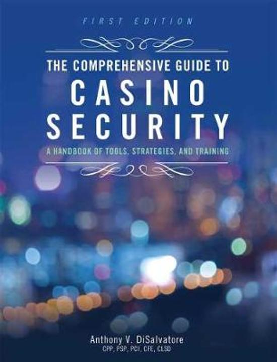 The Comprehensive Guide to Casino Security