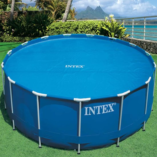 Intex Solarzwembadhoes rond 457 cm 29023