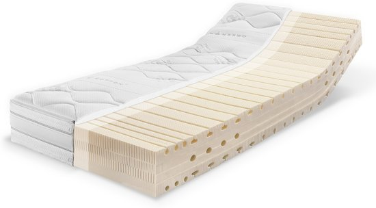 talalay latex matras 120x200 h2 3 tot 100 kilogram. Black Bedroom Furniture Sets. Home Design Ideas