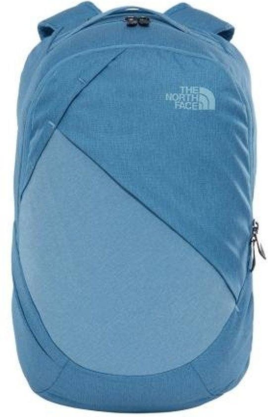 0116bed2cd9 The North Face Isabella - Rugzak - 21 L - Provence Blue Dark  Heather/Tourmaline
