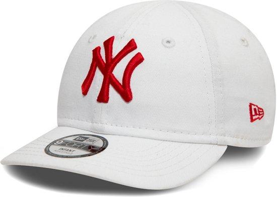 New Era LEAGUE ESSENTIAL 940 INF New York Yankees Cap - White - 0-2 jaar