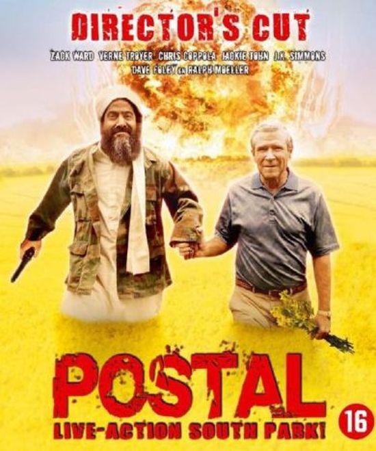 Postal (Blu-ray)