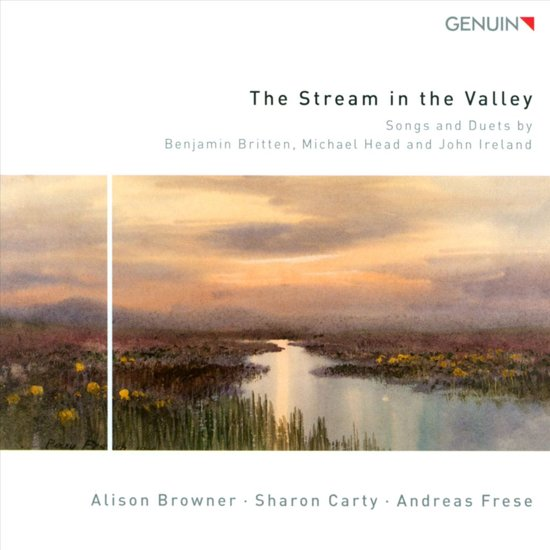 Stream In The Valley