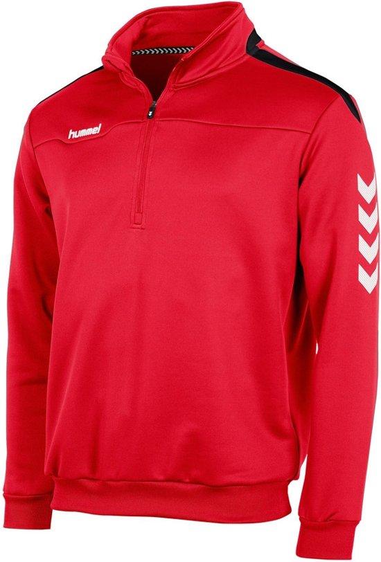 Rood 164 Hummel TopSweaters Valencia Zip wXuTPklZOi