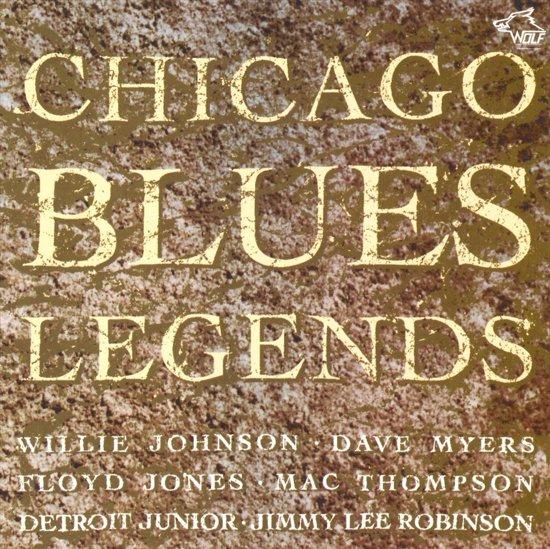 Chicago Blues Legends Vol. 17