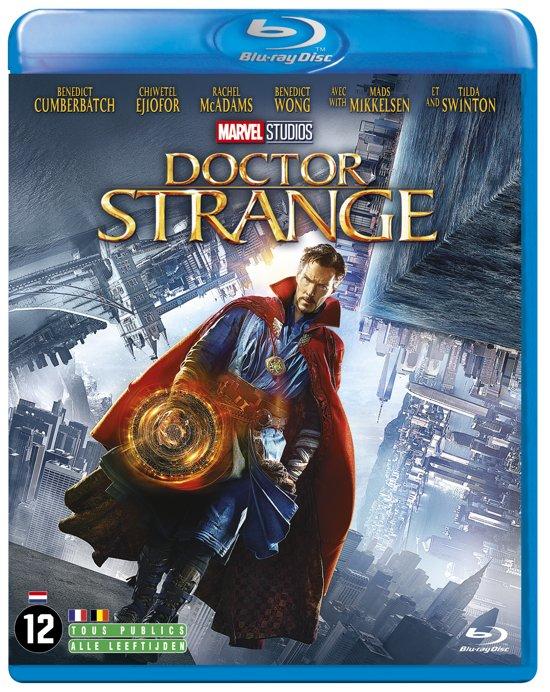DVD cover van Doctor Strange (Blu-ray)