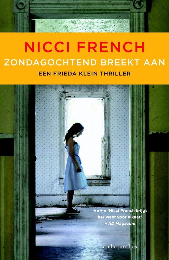 Boek cover Zondagochtend breekt aan van Nicci French (Paperback)