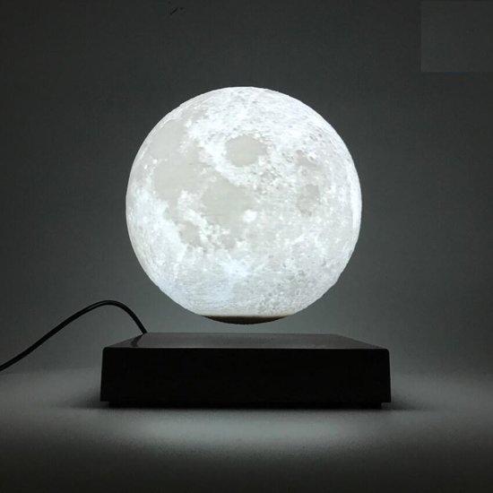 Zwevende maanlamp ø13CM