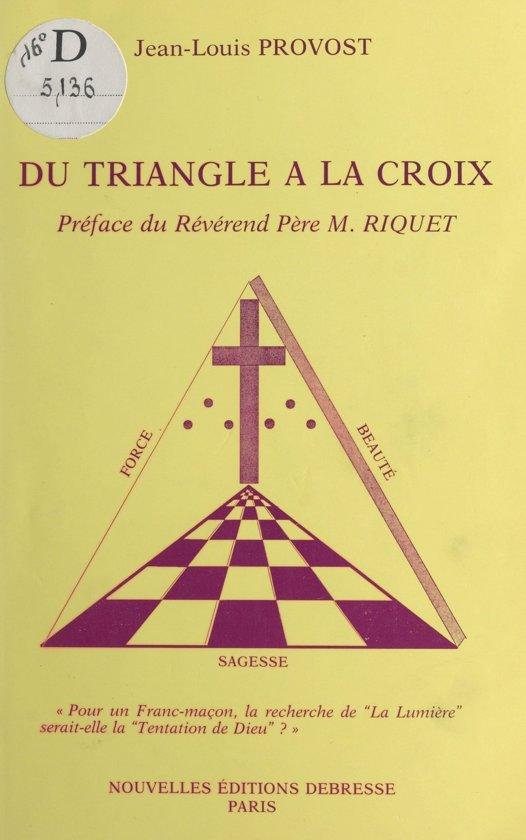 Du triangle à la croix