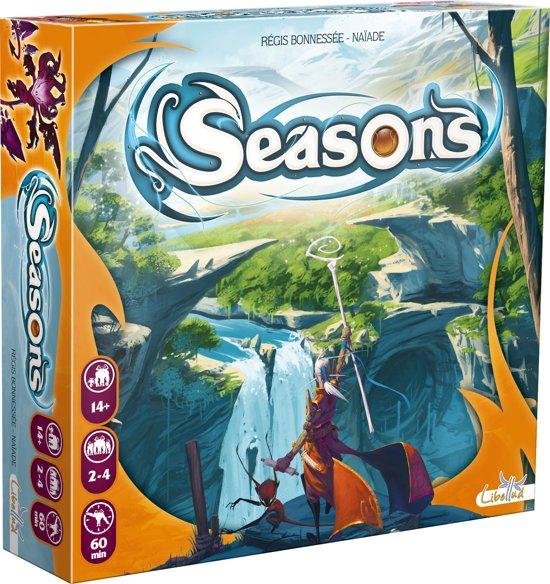 Seasons - Gezelschapsspel