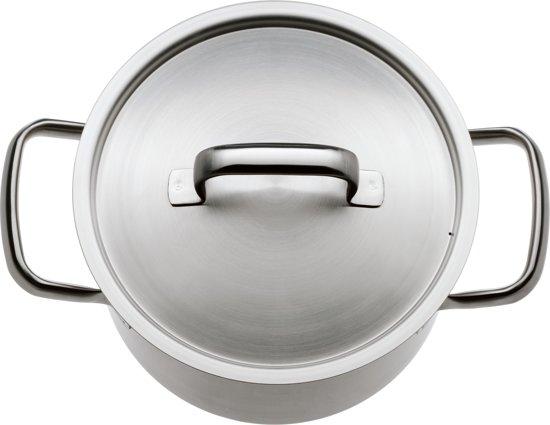 WMF Gourmet Plus Pannenset 4-delig