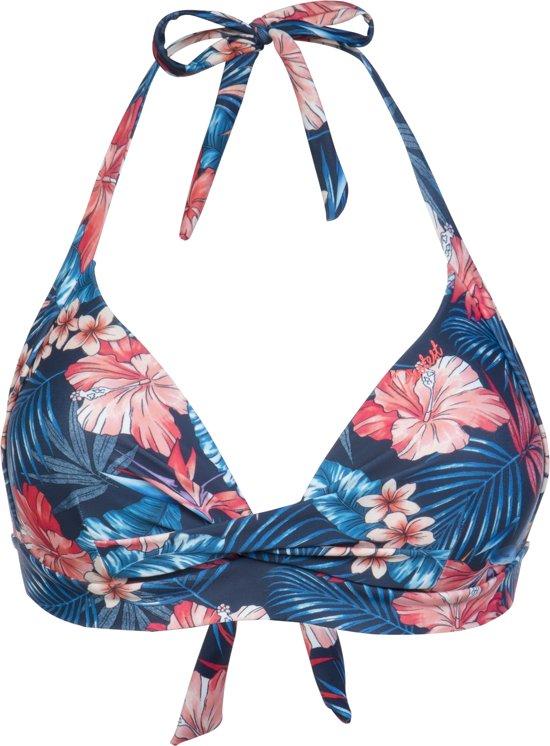 d5bb9f75d41703 bol.com | Protest MM GOA CCUP Halter Bikini Top Dames - Deep Kobalt ...