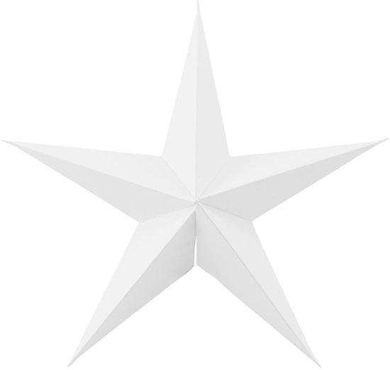 House Doctor witte sterren set van 2