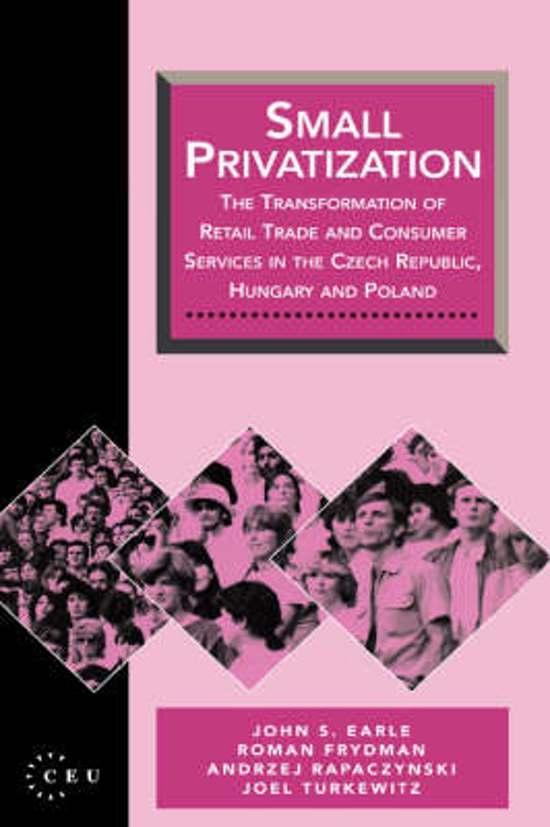 Small Privatization