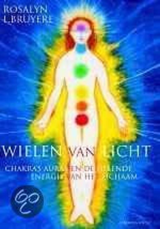 Cover van het boek 'Wielen van licht'