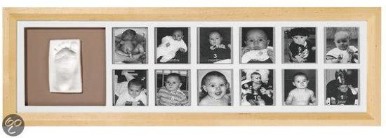 Bolcom Baby Art First Year Frame Naturel