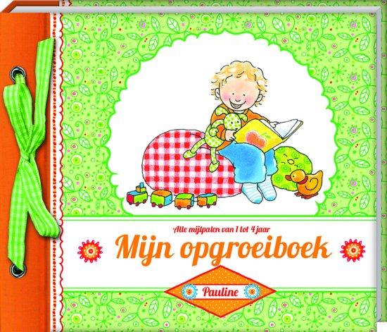 Pauline Oud - Mijn opgroeiboek