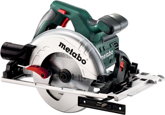 Metabo KS 55 FS - Cirkelzaag - 1200 Watt - Ø-zaagblad 160 mm