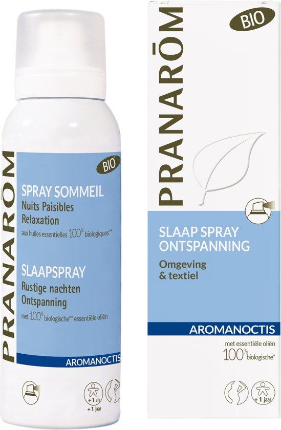 Slaap Spray Ontspanning 100ml voor uw Slaapproblemen door het snurken van uw partner