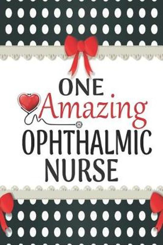 One Amazing Ophthalmic Nurse