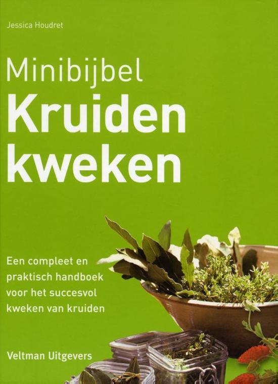 Minibijbel - kruiden kweken