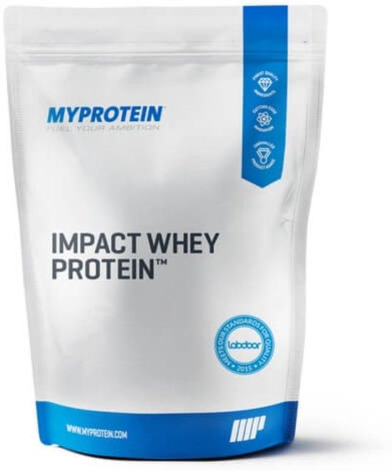 Impact Whey Protein, Blueberry, 1kg - MyProtein