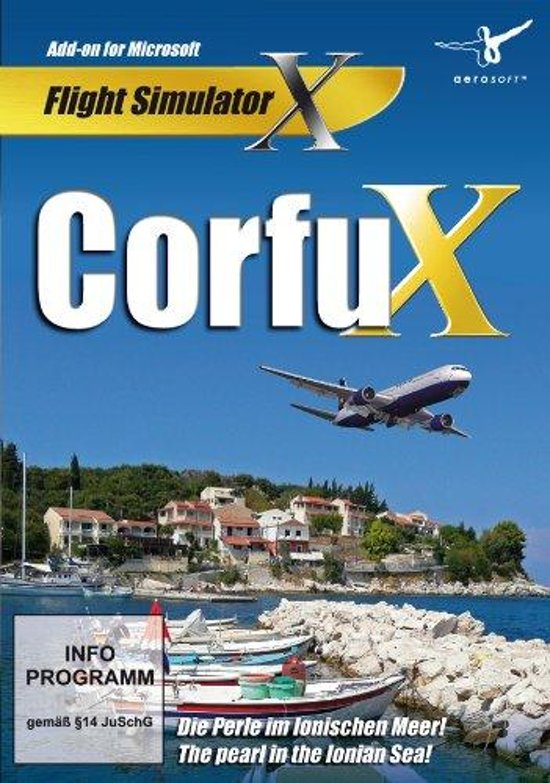 Corfu X (fs X Add-On) - Windows