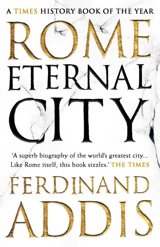 Boek cover Rome van Ferdinand Addis (Onbekend)