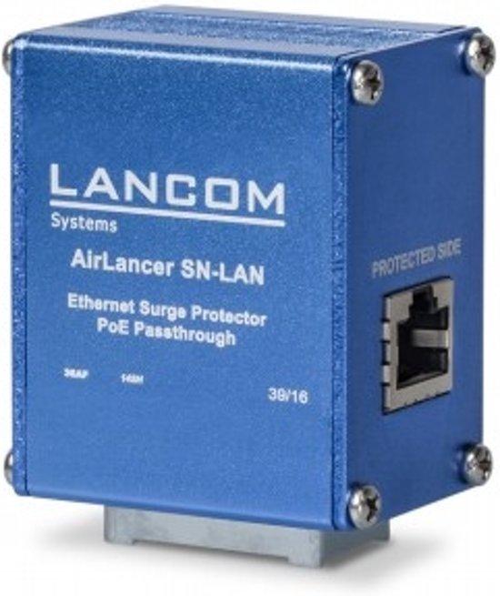 Lancom Systems AirLancer SN-LAN 1000 Mbit/s Ethernet LAN Blauw 1 stuk(s)
