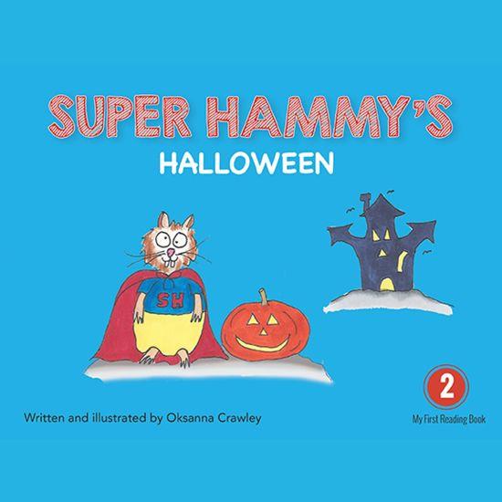 Super Hammy's Halloween