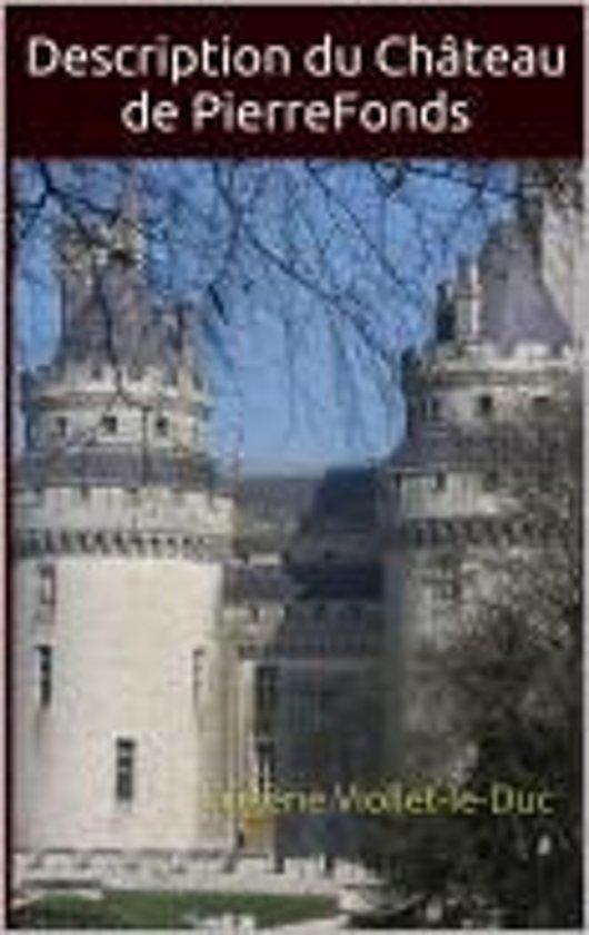 Description du château de Pierrefonds