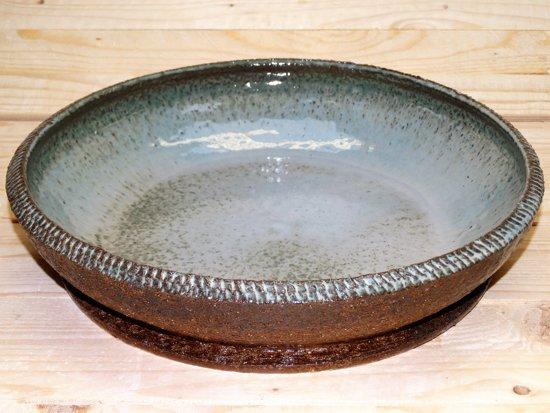 Verbazingwekkend bol.com | Stefans Pottery : Fruitschaal D31,5 H7 - Groen YM-33