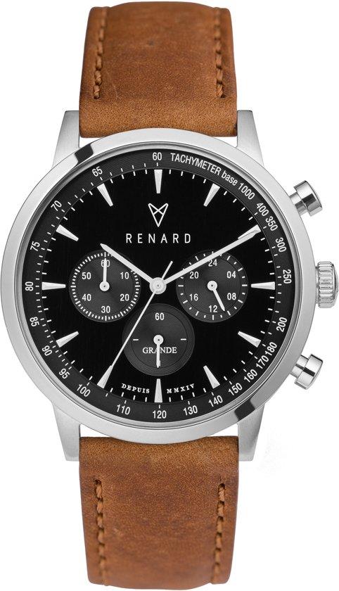 Renard Grande Chrono RC402SS31AMB