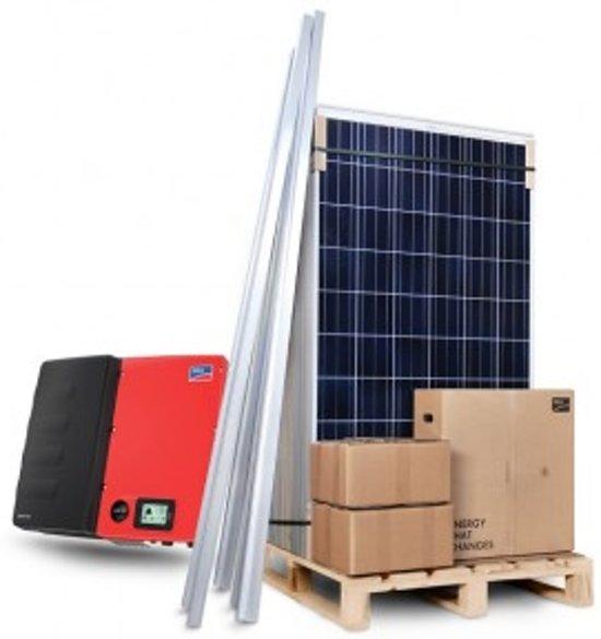 Zonnepanelen compleet pakket 5500W
