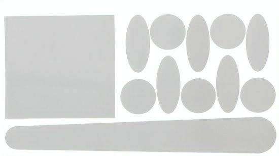 Vwp Framebeschermers Transparant 12-delig