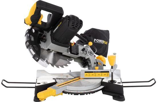 Powerplus POWX07555 Afkortzaag - 1700 W - 210 mm