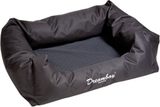 Petstar Hondenkussen Dreambay Zwart 100 x 80 x 25 cm