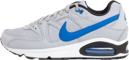 detailed look fe8a3 98c75 Nike Air Max Command Grijs Blauw 629993-036 maat 42