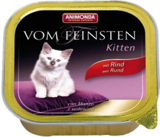 Animonda Vom Feinsten - Kitten rund - 32x100 gr.