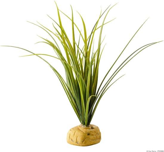 Exo Terra Ground Plant Turtle Grass per stuk